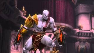 Mortal Kombat 9 Ladder Kratos Parts 1