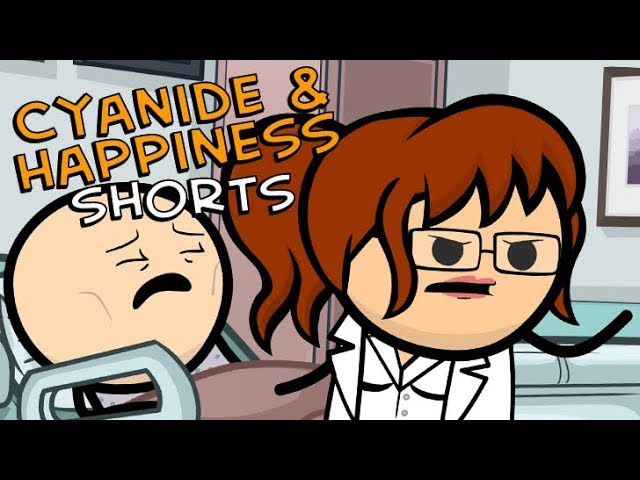 critical-condition-cyanide-happiness-shorts