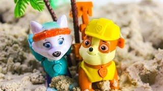 Щенячий патруль Смотреть новые серии Развивающие мультики для малышей про игрушки Щенячий патруль