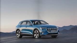 The first all-electric Audi e-tron REVIEW | Audi e-tron Interior & Exterior