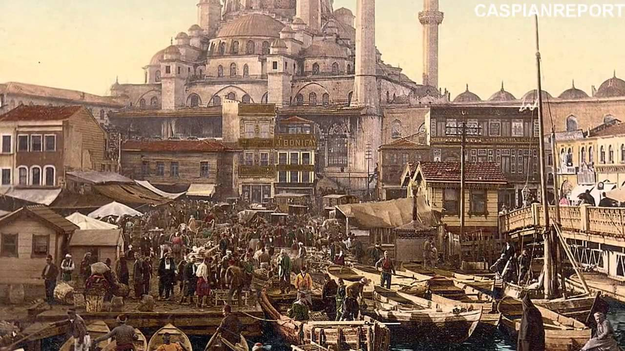 Decline and modernization of the Ottoman Empire