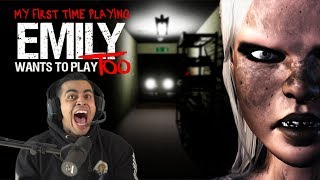"""Playing """"Emily Wants To Play Too"""" For the First Time!  