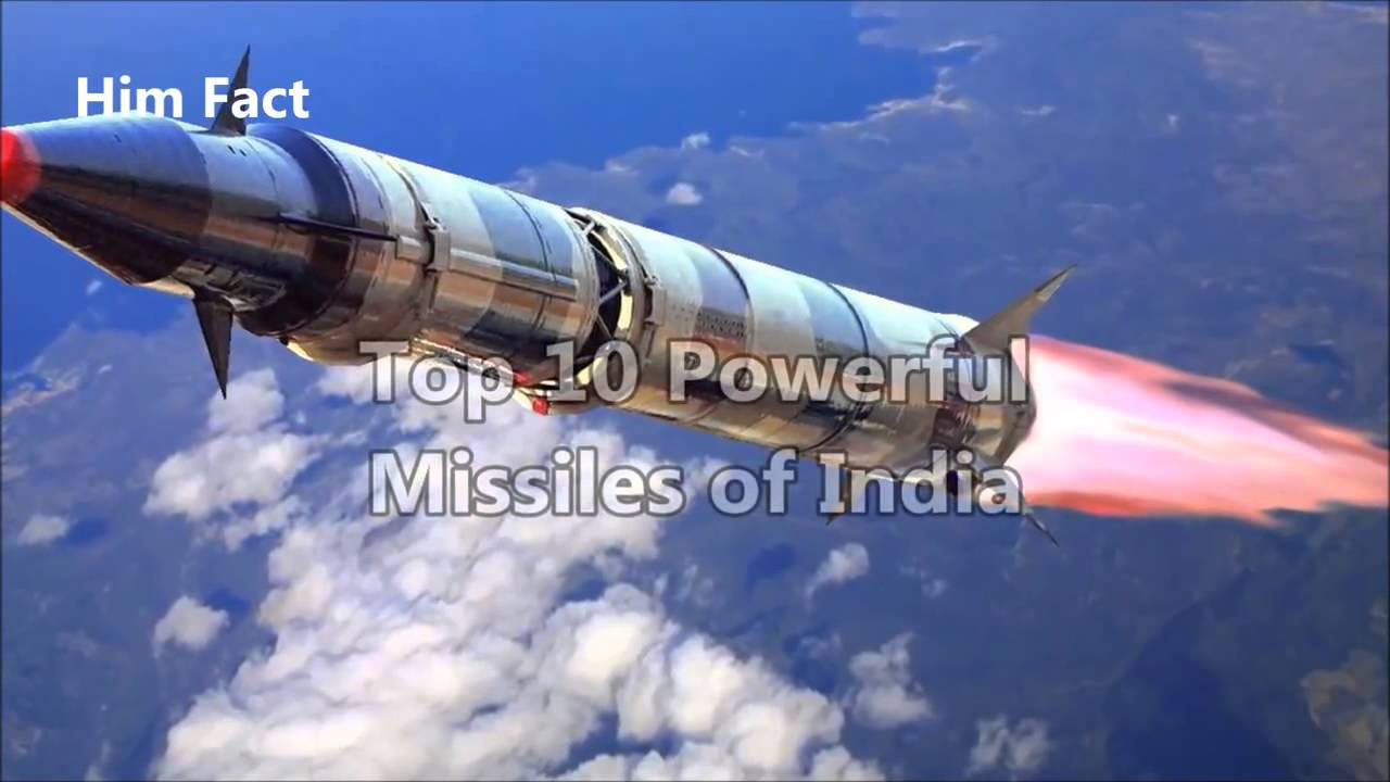 Top Powerful Missiles Developed By India And Joint Venture - 5 most powerful countries in the world 2015