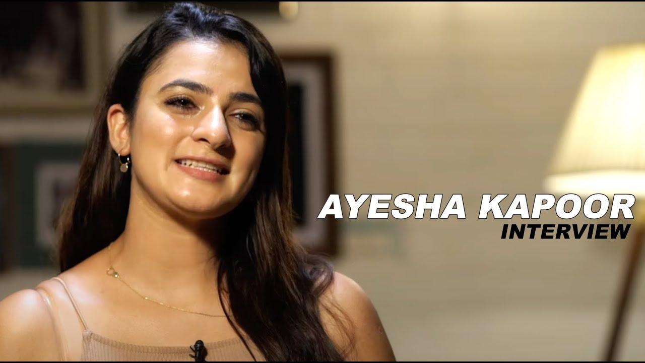 Download Ayesha Kapoor Interview | PrimeShots