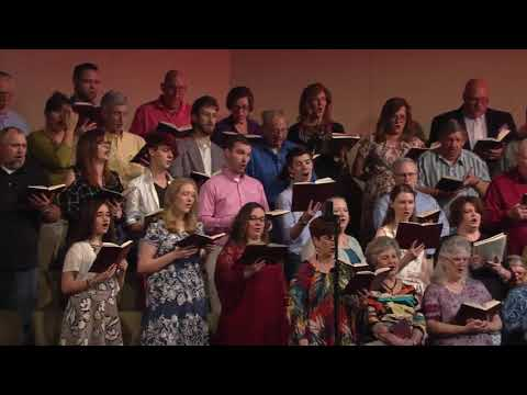 Oh I Want To See Him - 2018 Gardendale Redback Church Hymnal Singing