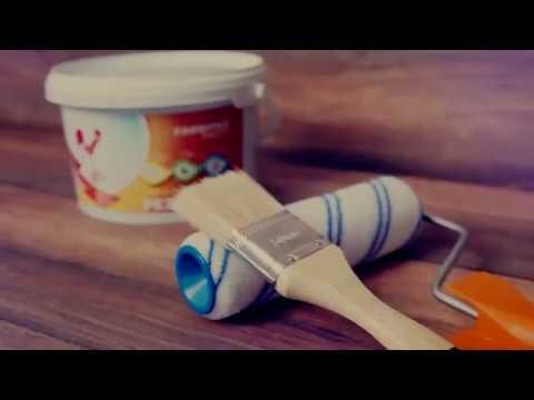 Уникальные свойства резиновой акриловой краски Farbitex Профи!