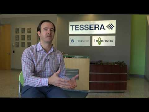 Working at Tessera - Employee Video - Sean Moran