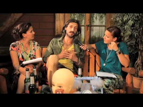 Gogol Bordello´s Eugene Hütz talks first love,  living in the moment&freedom of being.