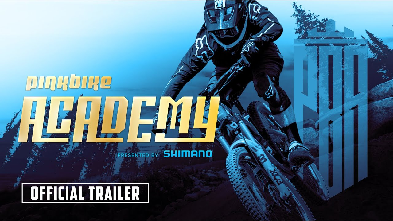 official teaser for pinkbike academy