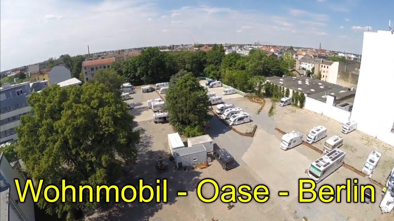 Wohnmobil Oase Berlin Womoclickde Youtube