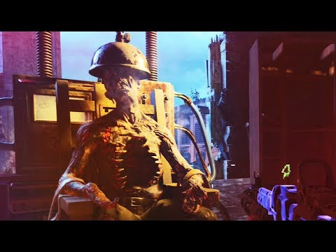 Blood of the Dead: Primeros Pasos del Easter Egg / Black Ops 4 Zombies