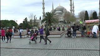 Walk Around  Stanbul Eminönü Sirkeci Sultanahmet Marmara Sea