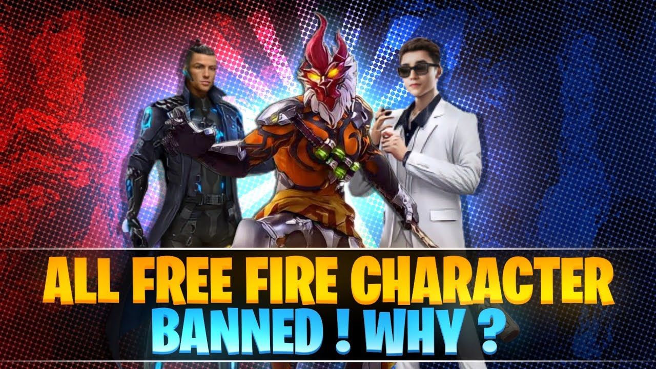 Chrono Is Banned In Free Fire Tournament😮😭    Garena Free Fire