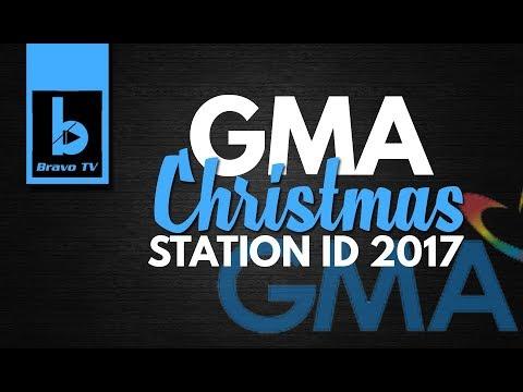 GMA Christmas Station ID 2017