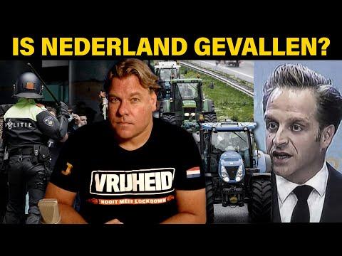 IS NEDERLAND GEVALLEN? - DE JENSEN SHOW #191