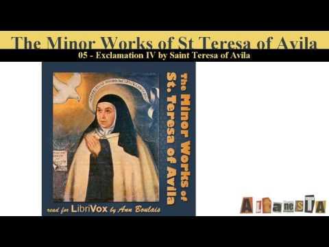 The Minor Works of St Teresa of Avila