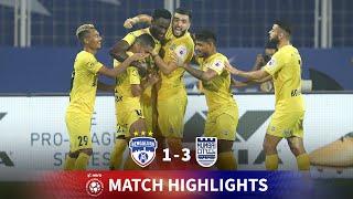 Highlights - Bengaluru FC 1-3 Mumbai City FC - Match 48 | Hero ISL 2020-21