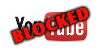 MY VIDEO GOT BLOCKED!!! | Bradley Chlopas