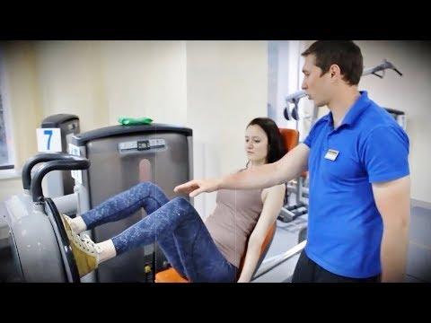 Операции на коленный сустав (артроскопия). Марчук Ирина
