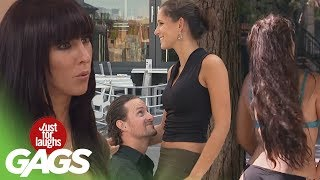 Our Sexiest Pranks | Just For Laughs Compilation