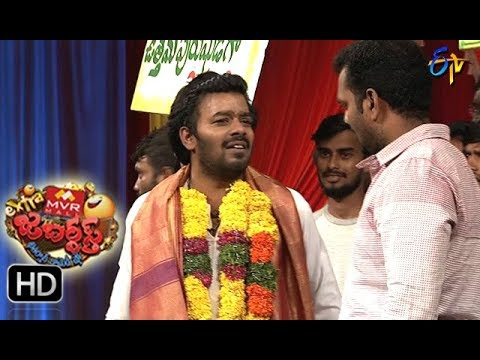 Sudigaali Sudheer Performance | Extra Jabardasth | 22nd September 2017| ETV  Telugu