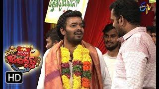 Sudigaali Sudheer Performance | Extra Jabardsth | 22nd September 2017| ETV Telugu