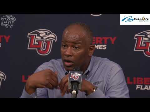 Head Coach Turner Gill Press Conference ODU Week