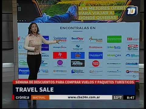 Travel Sale Argentina 2017