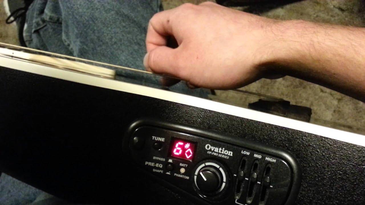 medium resolution of ovation onboard tuner