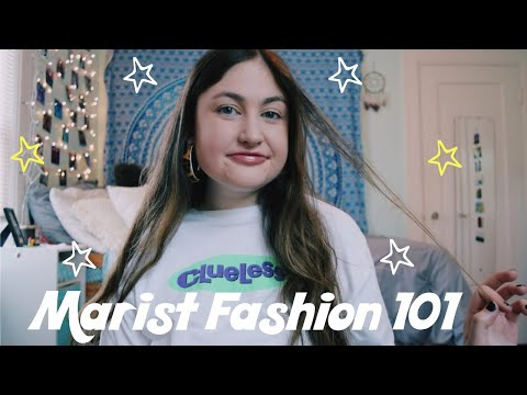 MARIST FASHION 101: All About The Program 2019