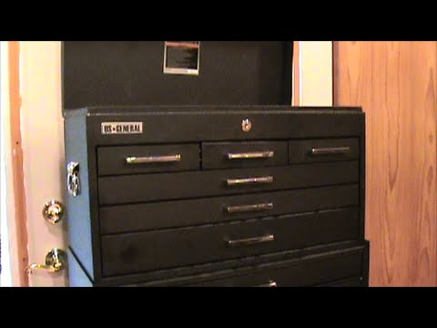 harbor freight 27 inch 11 drawer tool chest