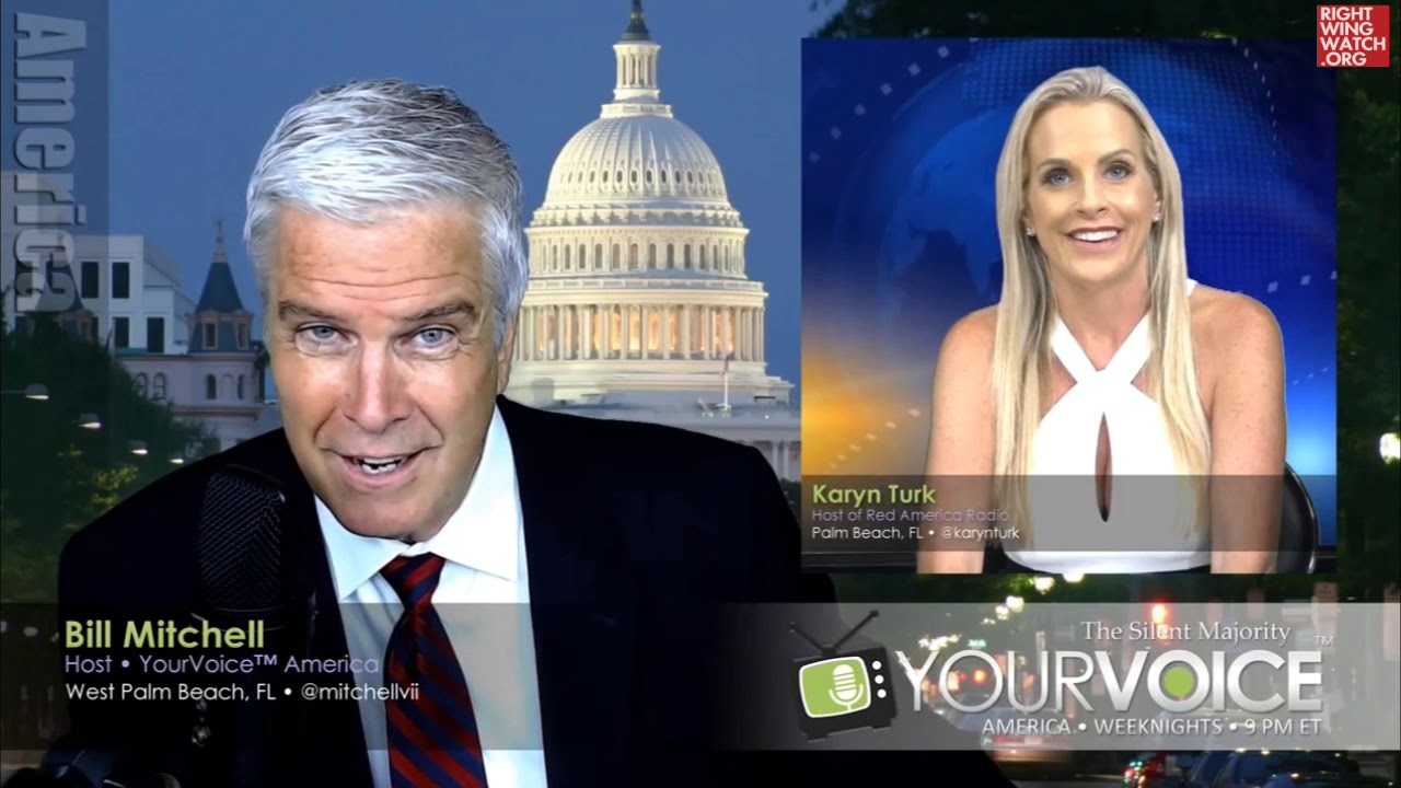 YVM with Bill Mitchell - Trump Sex Allegations