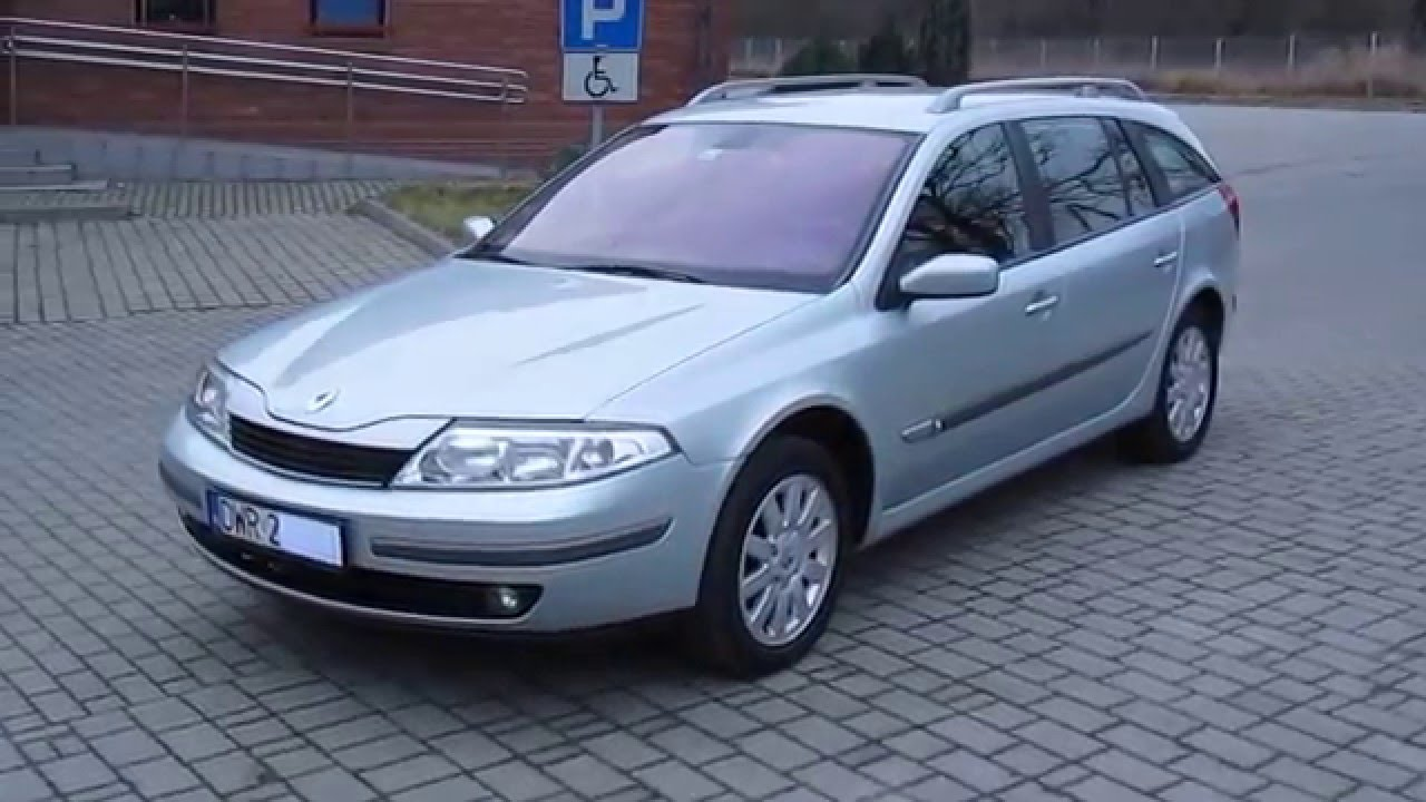 renault laguna ii kombi 1 8 16v film youtube. Black Bedroom Furniture Sets. Home Design Ideas