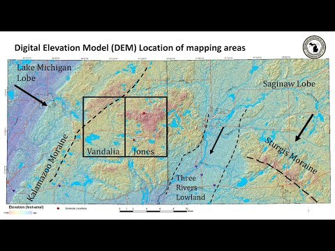Geologic Mapping to Empower Communities: Michigan Mapping Products for the 21st Century