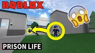 ROBLOX | CRAZY Prison Life v2.0 TELEPORTATION GLITCH! [EASY] [WORKING]