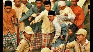 Kisah Kyai Abbas di Pertempuran Surabaya Porak porandakan Pasukan Asing dengan Kibasan Sorbannya