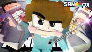 쵸쵸우 간호사와 의사 도티, 미국 대통령을 수술하다..!? [수술 시뮬레이터: 마인크래프트] Minecraft - Surgeon Simulator - [도티]