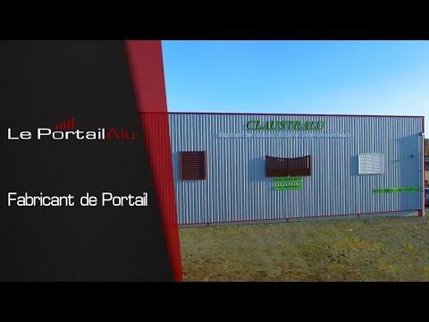 Fabricant de Portail 100% Français LePortailAlu.fr