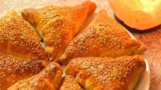 САМСА. Легко и очень вкусно! Удивление гостей гарантировано! Супер рецепт!  Мамины рецепты