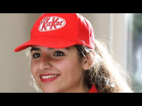 New KitKat All about You- Emirates Co-op Annual gathering 2018
