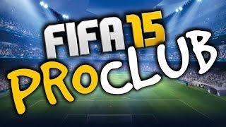 PRO CLUB w/illuminati Crew - FIFA 15