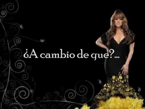 """¿A CAMBIO DE QUE,? !!!""""JENNI RIVERA!!!' - YouTube"""