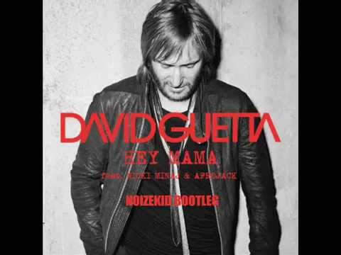 David Guetta Feat. Nicki Minaj & Afrojack...