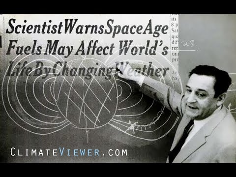Chemtrails From SPACE! pt 1 - The Past (1950-1978)