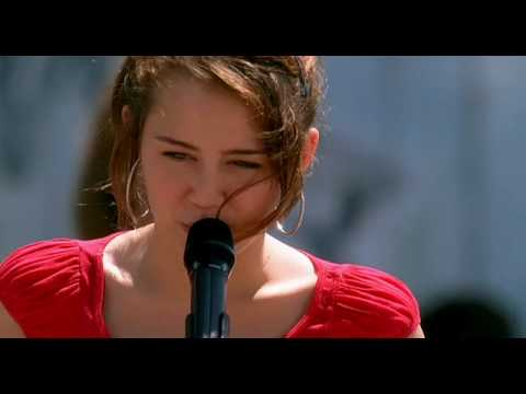 Hannah Montana The Movie - The Climb scena...