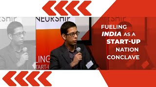 Fueling India as a start-up Nation