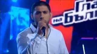 Асен Михайлов - Амалипе - Гласът на България (Елиминации, Концерт 1)