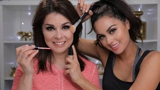 Slaying My Mom's Makeup! thumbnail