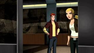 Young Justice - Wally's Souvenirs (Season 1)