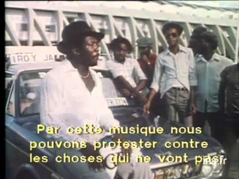 LA JAMAÏQUE DU REGGAE / reportage reggae film 1979